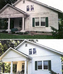 Power Wash St. Louis - The Best House Washing Near Me