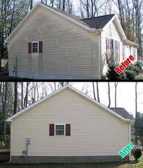 We Clean All Exterior Surfaces
