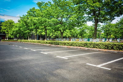 Parking Lot Cleaning in St. Louis